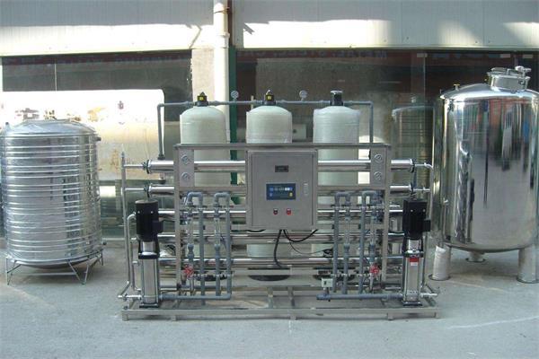 医疗器械清洗纯化水解决方案