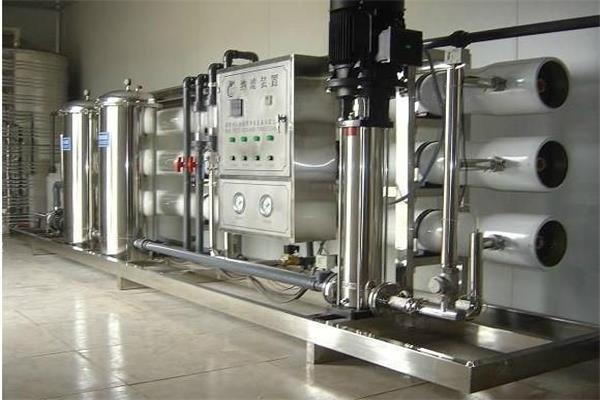 电镀行业超纯水设备