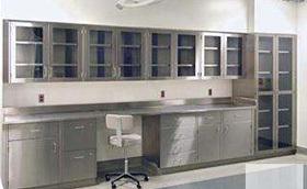 实验室不锈钢试验台