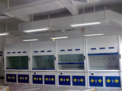 代理巴中实验室用玻璃钢通风柜