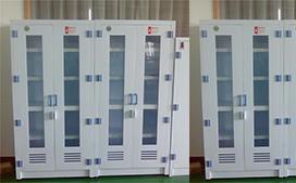 亚投国际生产的化验室药剂柜