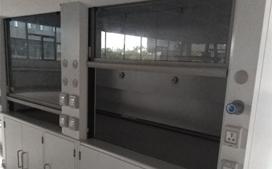亚投国际生产的贯通式通风柜
