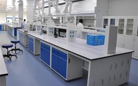 亚投国际生产的实验室家具实验台