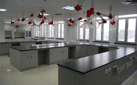 亚投国际生产的实验室中心实验台
