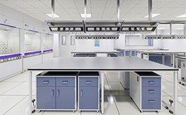 亚投国际生产的上海实验室柜子