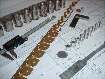 金属冲压设计方案
