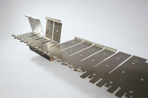 优质的金属材料解决产品成型问题