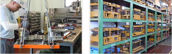 冲压模具生产与修复