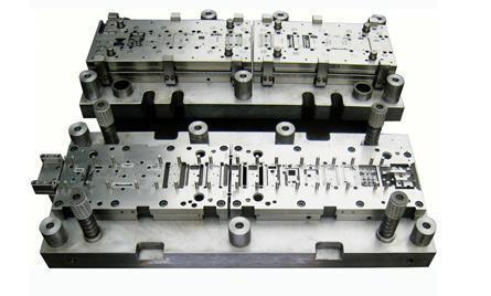 复合冲压模具