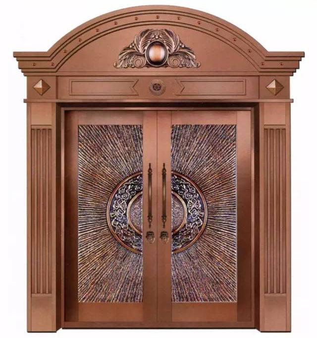 高档铜门有什么好处