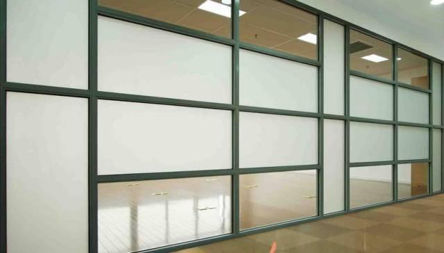 什么是玻璃隔断,玻璃隔断安装