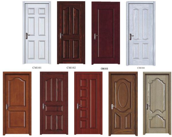生态门和烤漆门哪个好,生态门是什么材质