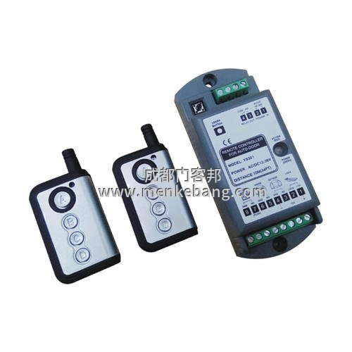 自动门遥控器使用,自动门遥控器匹配,感应门遥控器abcd说明
