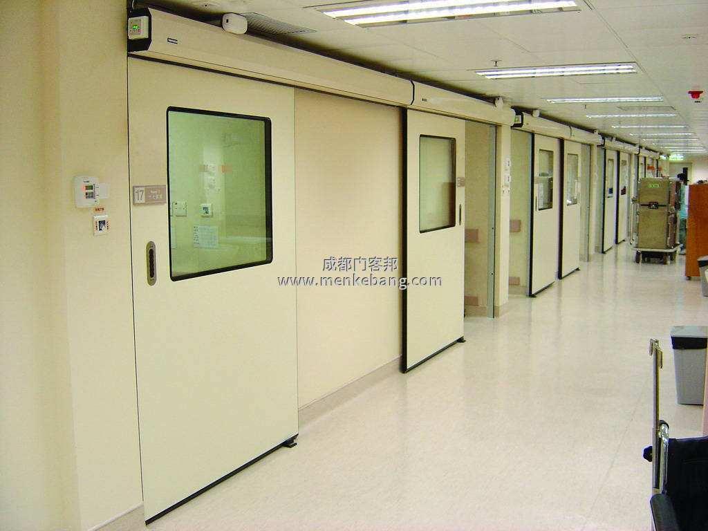 医院专用门安装步骤