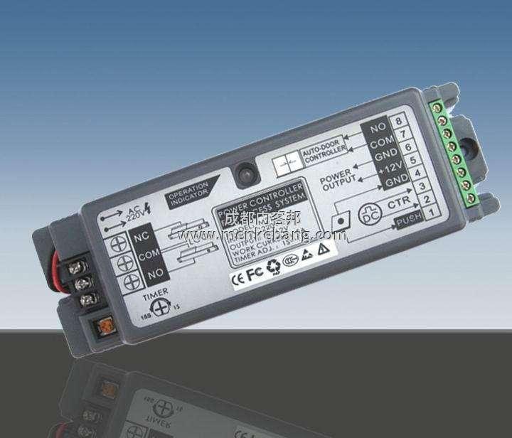 自动门后备电源安装图_说明书_接线图