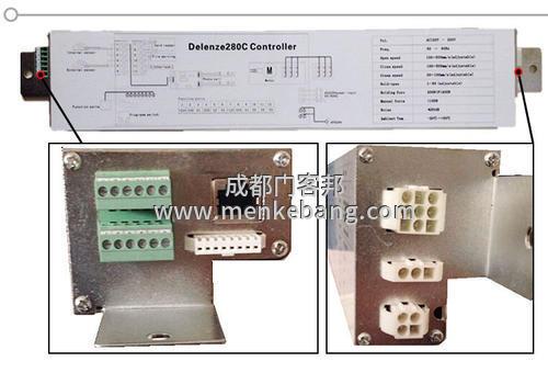 自动门控制装置原理图