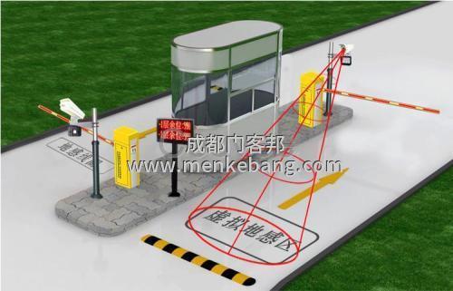 高电平道闸与普通道闸区别图片