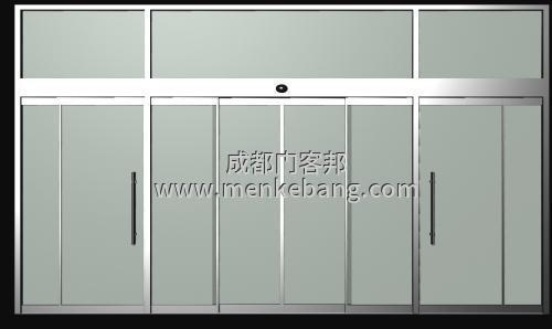 手动门如何改感应门,推拉门改装成自动门