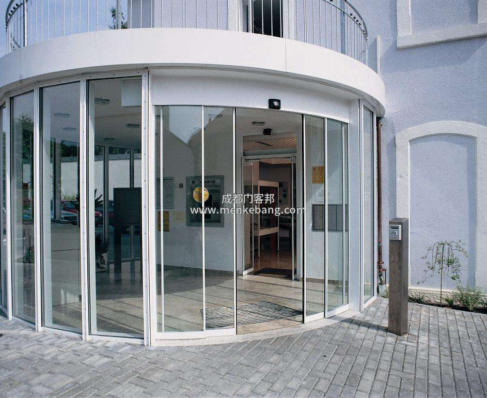 成都自动玻璃门价格,自动感应门价格,感应玻璃门多少钱