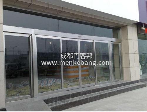 电子玻璃门安装维修厂家