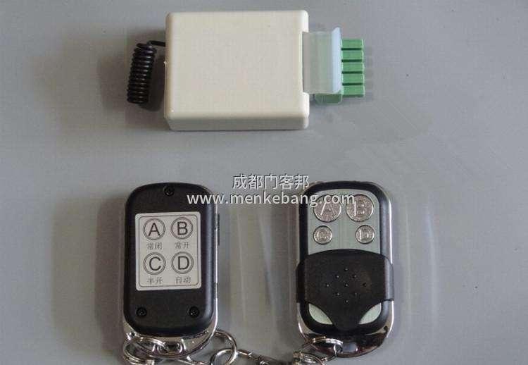 成都自动感应门遥控器安装维修