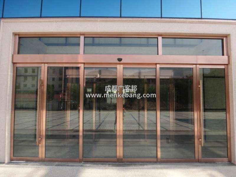 成都玻璃自动感应门价格,玻璃自动感应门安装