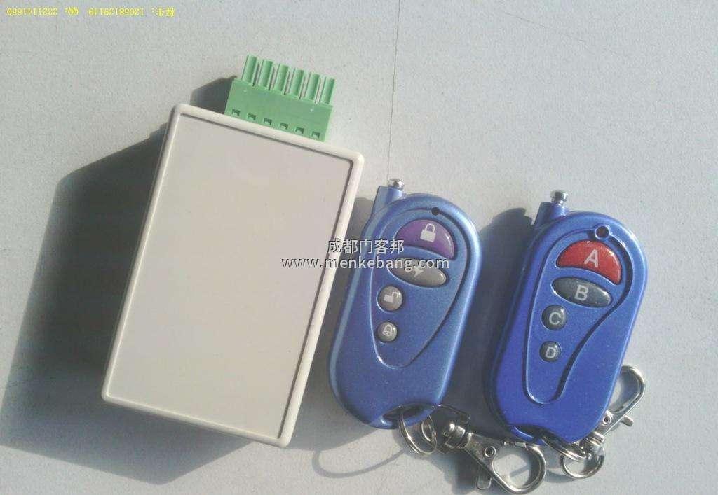 自动门遥控器怎么用,自动门的遥控器怎么用,自动门遥控器按钮用途