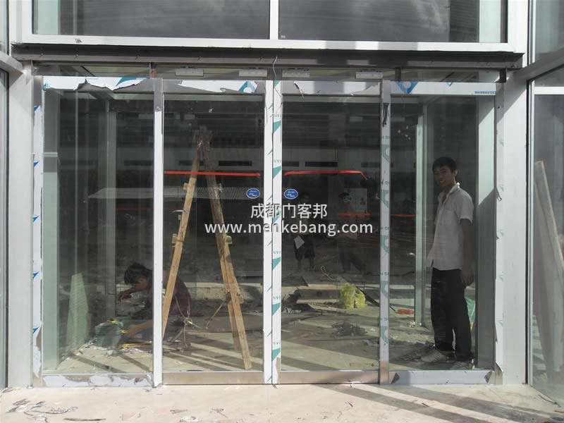 成都自动门上门安装,自动门安装维修上门服务