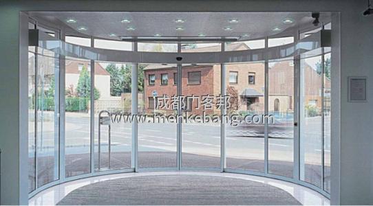 自动弧形自动门,弧形感应自动门,弧形门玻璃自动门