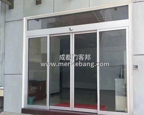 玻璃电动感应门价格,不锈钢自动感应门的安装