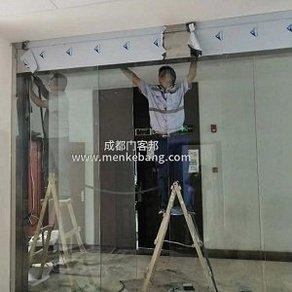 成都电动玻璃门运行流程可靠性与安全性