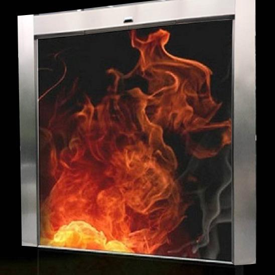 防火玻璃自动门