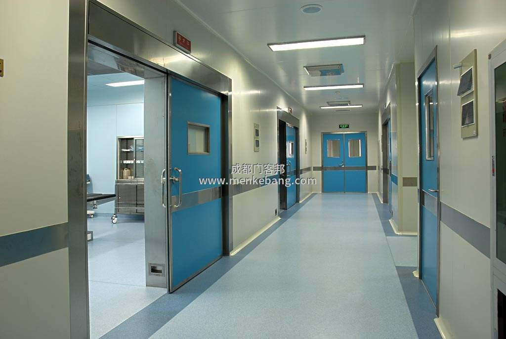 医疗气密门,自动气密门