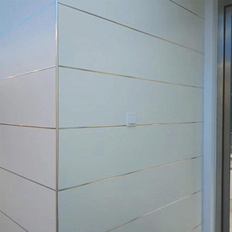 装饰硅酸钙板施工工艺