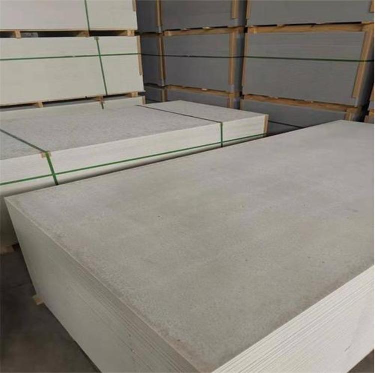 纤维增强硅酸钙板施工方法