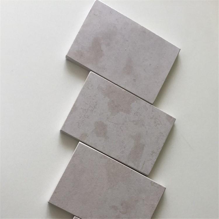 硅酸钙板的性能