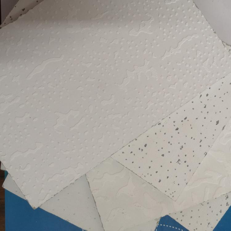 抗下陷硅酸钙天花板
