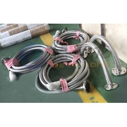 衬四氟金属软管