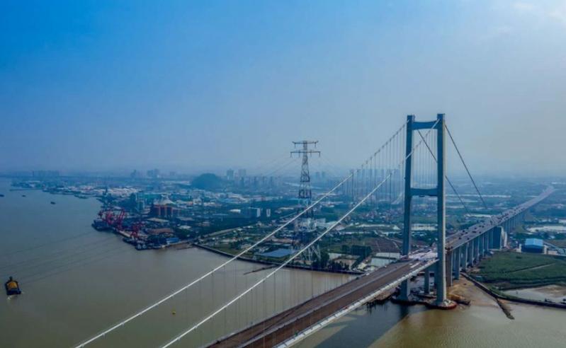 南沙大桥,虎门二桥图片cnc精密机械加工
