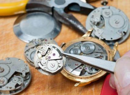 手表加工的精密零部件是最有价值的