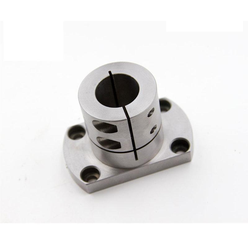 零部件的内部和外形最好采用统一的cnc精密机械加工类型和工艺