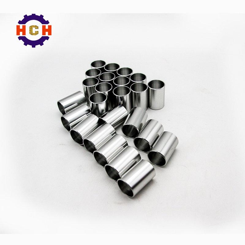 数控cnc加工精密零部件表面处理的另一种对表面进行改性的过程