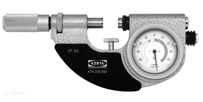 cnc精密机械加工使用百分尺时的注意事项.