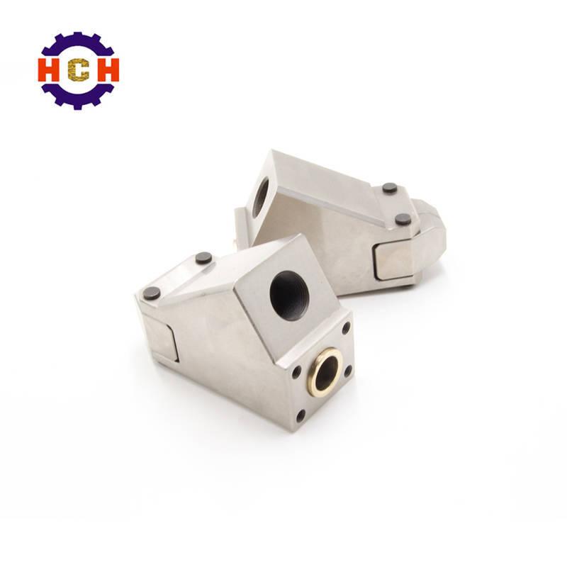 CNC加工中心对机械零部件加工的硬件部件的表面处理四项