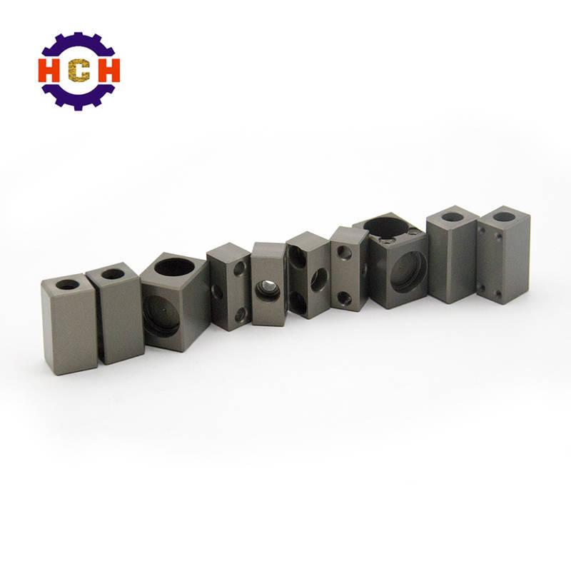 深圳精密机械加工的铣削孔径缩小