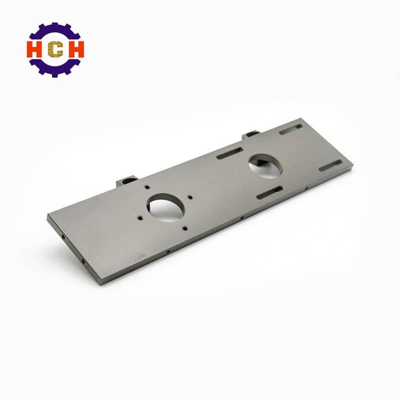 深圳精密机械加工的铣削孔的内表面粗糙度高