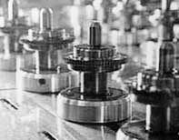 The Chengming of the planetary reducer gear displa