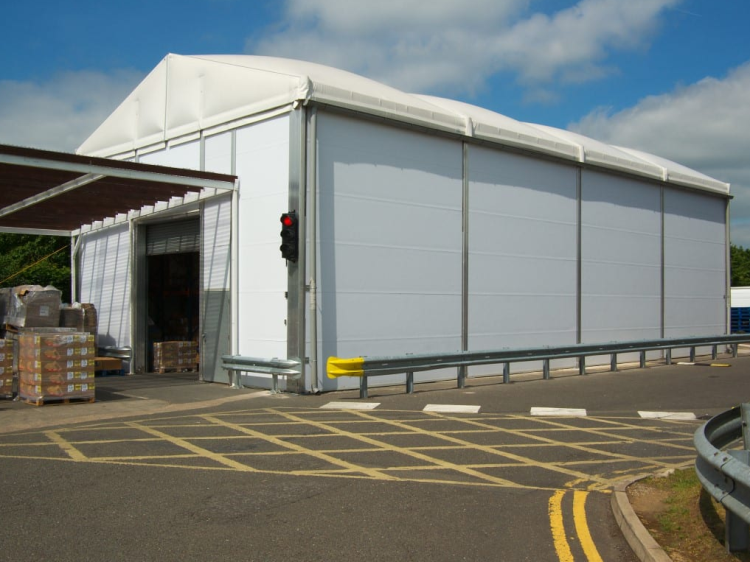 Bakery–Additional Storage Facility