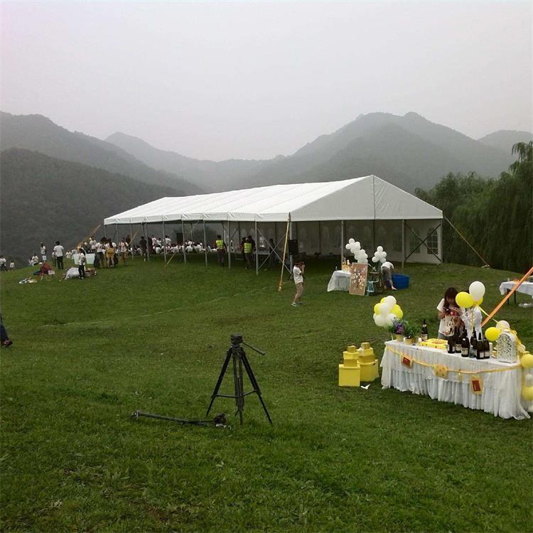 Hanger Tent in score field