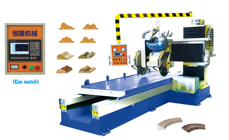 Computerizd Profile Cutting Machine